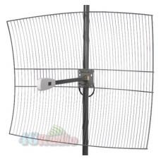 4G LTE направленная антенна GR LTE 2.6-25 с сетчатым рефлектором